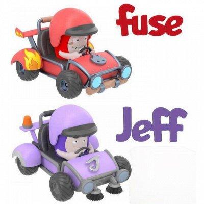 Магазин игрушек. Огромный выбор для детей  всех возрастов! — Фигурки из популярных мультфильмов — Фигурки