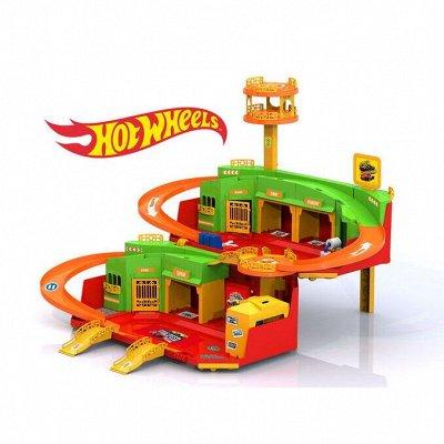 Магазин игрушек. Огромный выбор для детей  всех возрастов! — Железные дороги, авторалли, паркинги и гаражи — Машины, железные дороги