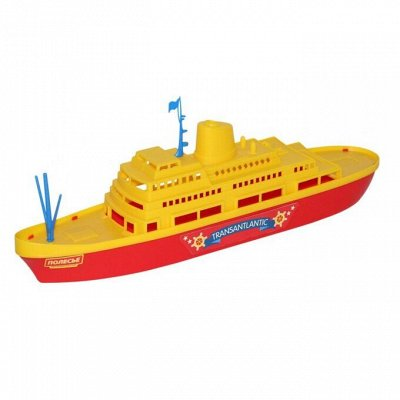 Магазин игрушек. Огромный выбор для детей  всех возрастов! — Водный транспорт — Машины, железные дороги