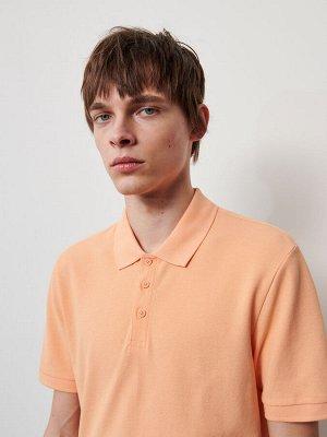 Рубашка поло из органического хлопка