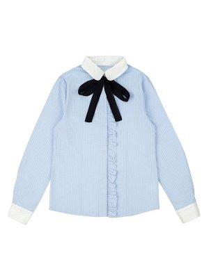 Блузка детская для девочек Sonege-Inf голубой