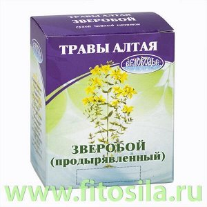 Зверобой, трава, 50 г (коробочка), чайный напиток