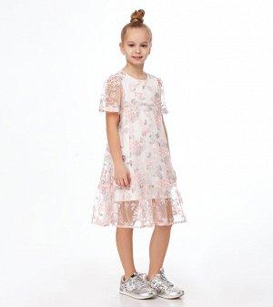 Комплект для девочки (платье, платье)