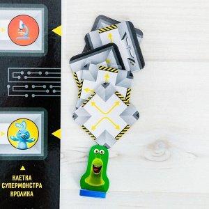 Настольная семейная игра «Секретный лабиринт»
