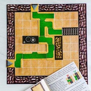 Игра настольная логическая «Время приключений»