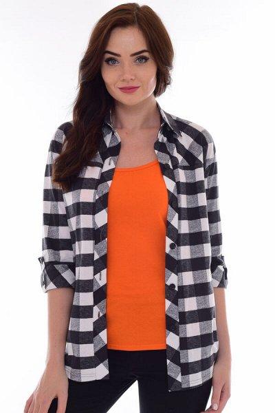 Новое Кимоно - Трикотаж для всей семьи  — Рубашки — Рубашки