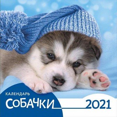 Письма Дедушке Морозу, календари на 2021 год. Много новинок  — Настенные перекидные календари на 2021 — Все для Нового года
