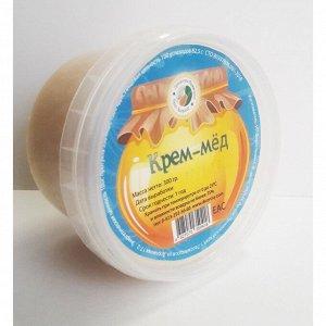 Крем-мёд липовый 300 гр.