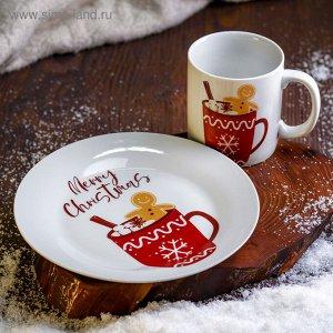 Набор посуды Christmas