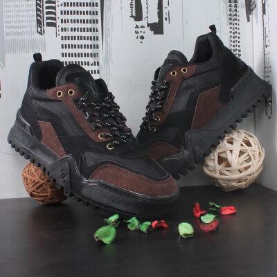 Спортивная и повседневная обувь из эко-кожи и текстиля.  — Демисезонная спортивная обувь. Размеры 40-46 — Кожаные