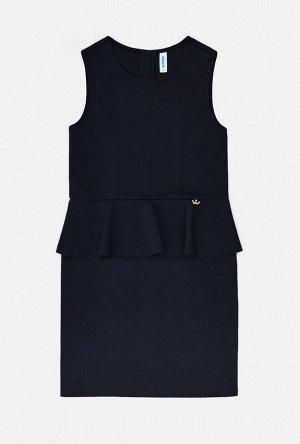 Платье детское для девочек Alamanda холодный синий