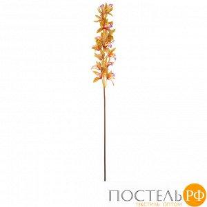 Цветок искусственный орхидея дендробиум высота=102 см без упаковки