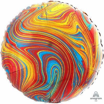 №159=Территория праздника -организуем праздник сами.Шарики — Без рисунка фольга — Воздушные шары, хлопушки и конфетти