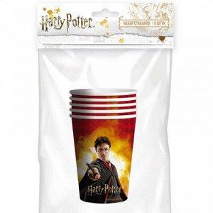 Набор бум стаканов Гарри Поттер 250мл6шт