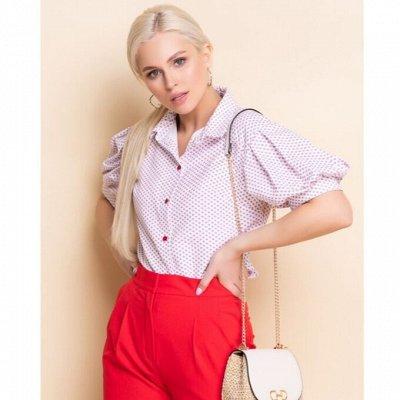 Salomeya. Новая осенняя капсульная коллекция 42 - 62 р-ры!   — Блузы — Рубашки и блузы