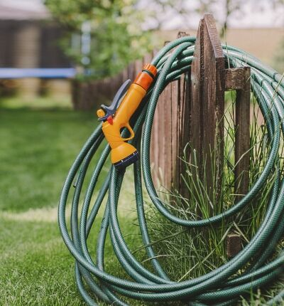 Моё поместье. Товары для сада! — Шланги и бордюрные ленты — Инструменты и инвентарь