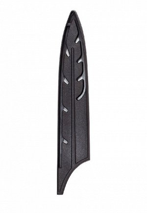 Нож поварской с чехлом