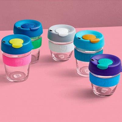 Дизайнерские вещи для дома+кухня-26, акция и новинки! — KeepCup — Кружки и стаканы