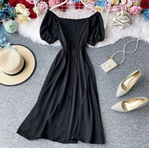 Платье,черный