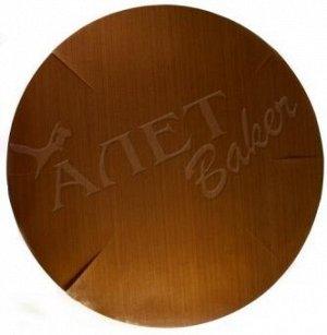 Коврик тефлоновый круглый с прорезями д.24см + 7,5 см бортики