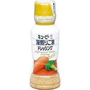 180 мл Соус QP для салата кунжутный пл/бут Япония