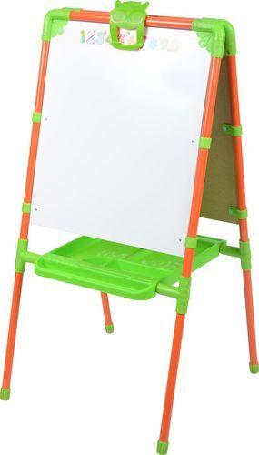 Мольберт для детей двухсторонний  цв. оранжевый 102*53*47 см