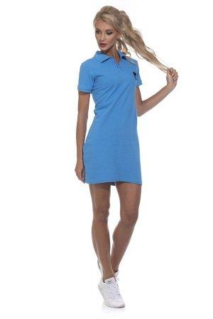 Платье Coquet Цвет: Голубой. Производитель: Peche Monnaie