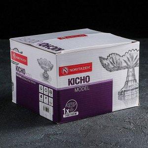 Конфетница на ножке Kicho, 19х15 см