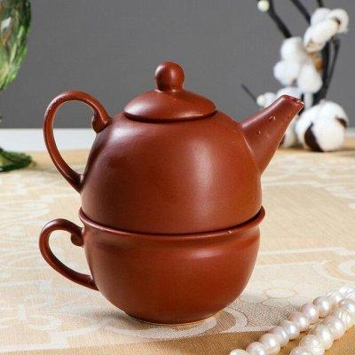 Все для Выпечки,Запекания, Формы,Трафареты,Аксессуары.   — Посуда из керамики и фарфора — Чайники
