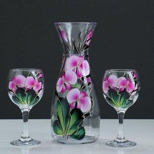 "Набор для вина ""Орхидея"" 1290/290 мл"