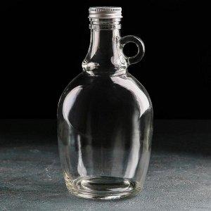 Бутыль для вина и масла «Джентльмен», 1,2 л, 11,5?11,5?22,5 см