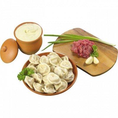 Отменяем поход за продуктами!  — Пельмени — Готовые блюда