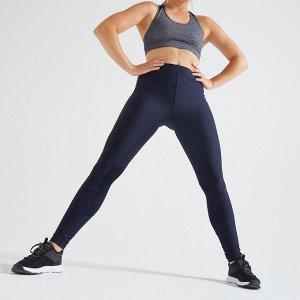 Легинсы для фитнеса и кардиотренировок женские FTI 120 DOMYOS