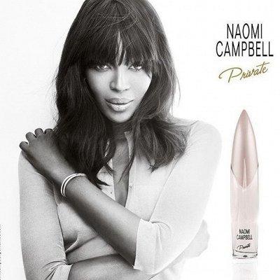 Элитная косметика и парфюмерия . Майская акция. — Naomi Campbell — Парфюмерия