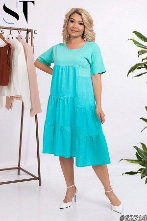 Платье 62714