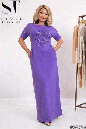 Платье 62724