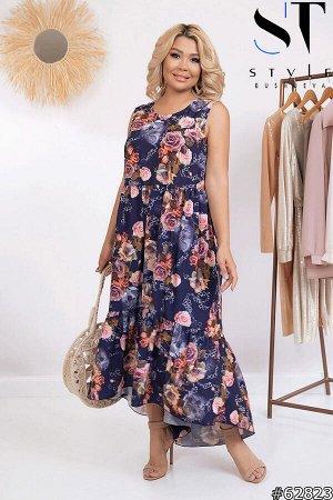 Платье 62823