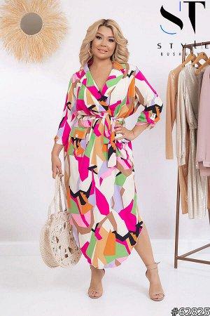 Платье 62825