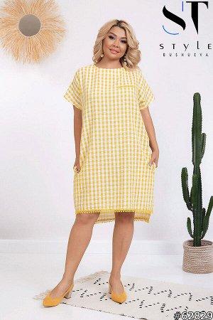 Платье-туника 62829