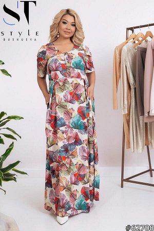 Платье 62708