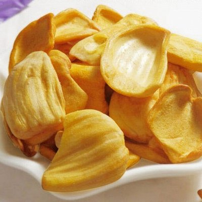 Вкуснейшие сухофрукты из Вьетнама!😍НОВИНКИ ГУАВА,ДЖЕКФРУТ🍍🥥 — Джекфрут сушенный без сахара  — Сухофрукты