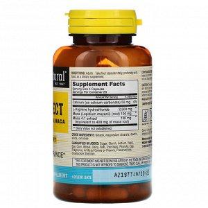 Mason Natural, Vein Erect with L-Arginine & Maca, 80 Capsules