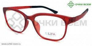Оправы EiLiFA NA1102C12 Бордовый