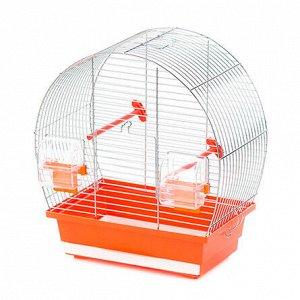 Клетка для птиц TINA MINI цинк 43*20*38см