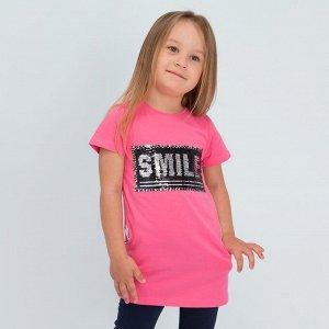 Платье Ozzylem Smile Berry для девочки