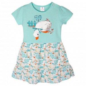 Платье Miss Feriha Cute Duck для девочки