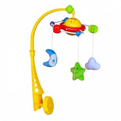 Мир развивающих игрушек - 3! Более 4500 товаров!!! — Карусельки на кроватку — Мобили и дуги, подвески