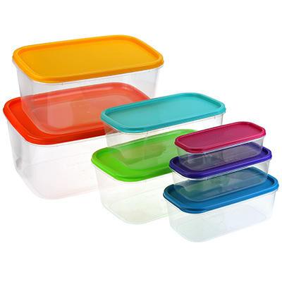Домашняя мода — любимая хозяйственная, посуда — Кухонные принадлежности-Контейнеры, ланч-боксы, лотки — Контейнеры