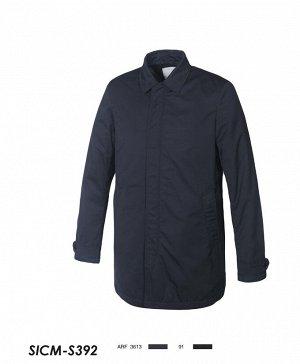SICM-S392-3613 -Куртка на синт.(т.синий)