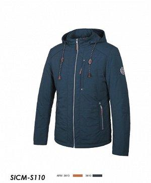 SICM-S110-2613 -Куртка на синт.(оранжевый)